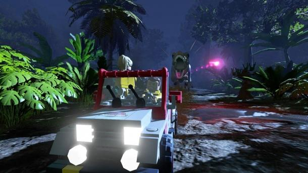 Скриншоты LEGO Jurassic World LEGO Jurassic World